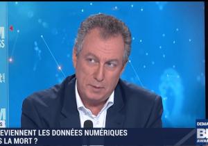 Olivier ITEANU interview mort numérique